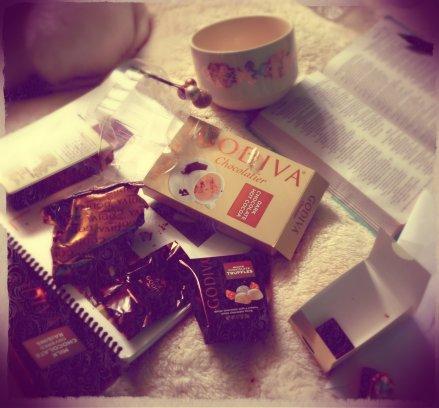 chocolate craziness