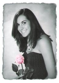 Senior Pic 2007 I had to log onto MySpace to dig up this gem...